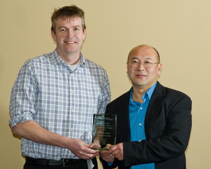 Long Term Recognition Award