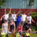 Division A Trophy Winners - Creative Salmon, Tofino, BC