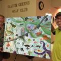 Elanco sponsored Aquaculture Art Masterpiece