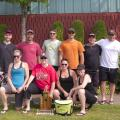 Division B Trophy Winners - Upchucks, Marine Harvest Canada