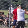 15th Annual Aquaculture Slo-Pitch - Having Fun